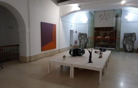Sala Temporal. FAP Cuenca
