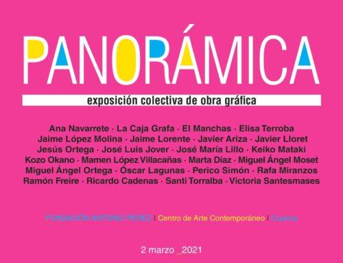 Panorámica. Exposición Colectiva de Obra Gráfica