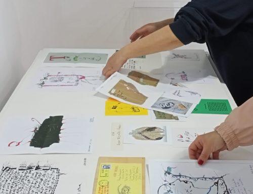 Mail Art en las colecciones del MIDE-CIANT y la artista polaca Agata Stępień llegan a la FAP