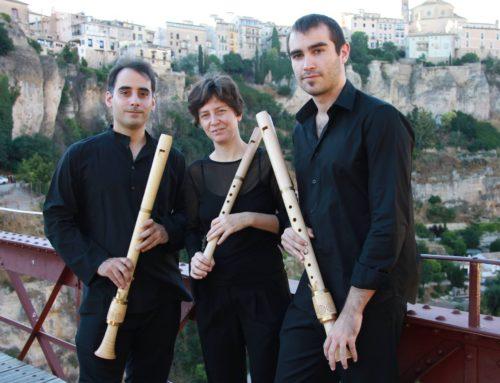 El grupo Piacere di flauti llega a la FAP