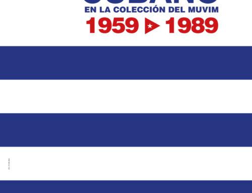 Cartel Cubano en la colección del MuVIM – 1959-1989