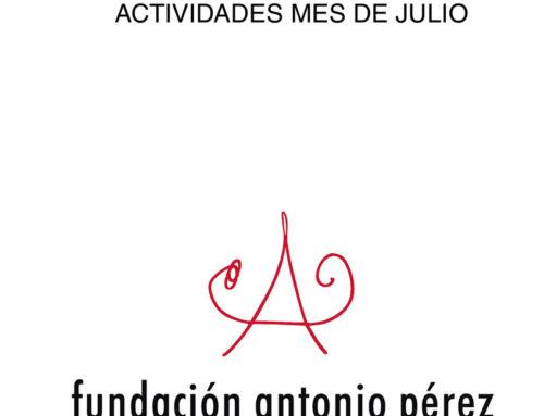 Julio se presenta cargado de actividades para la FAP