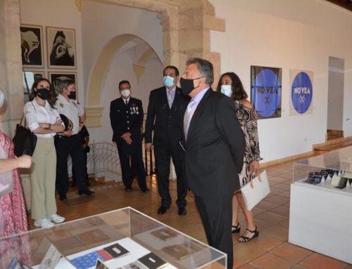 el Jefe de Misiones de la Liga de Estados Árabes, visita el MOG