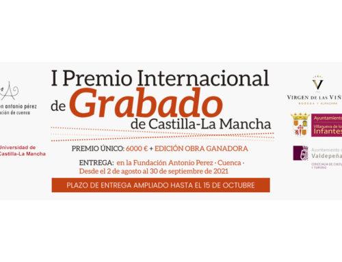 Ampliada la entrega del I Concurso de Grabado de CLM hasta el 15 de octubre